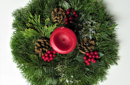 Wreath Center Piece